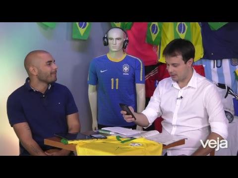 Giro da Copa: Ufa! Brasil vence no sufoco
