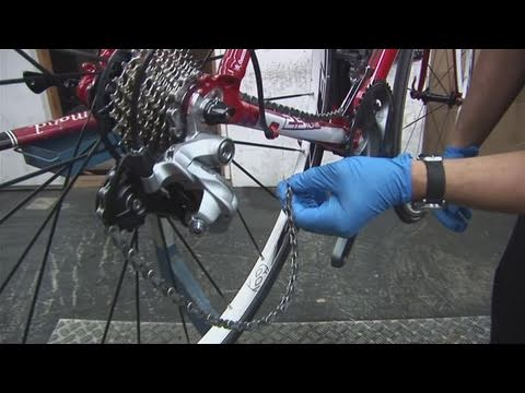 How To Tighten A Single Speed Bike Chain Youtube