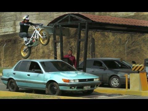 Trials Traffic Jam - Diego Ordoñez 2013