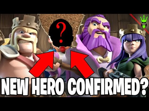 NEW HERO CONFIRMED FOR TH13?! - Clash Of Clans