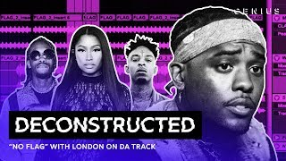 "Download The Making Of London On Da Track's ""No Flag"" Feat. Nicki Minaj, 21 Savage & Offset 