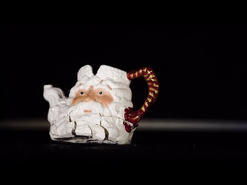 A SlowMo Happy Holidays! (18,000FPS) | Beyond Slow Motion
