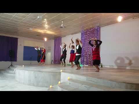 Dance part 1 at Spirit of Faith Bible School