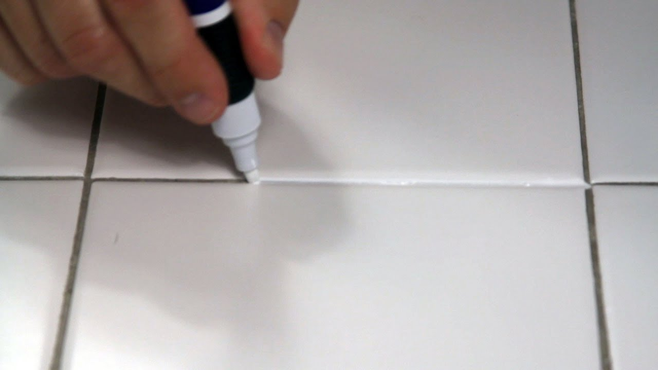 Miracle Grout Pen review - YouTube