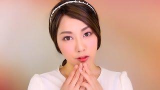 발그레 메이크업 Tipsy, flushed peach Makeup | SSIN