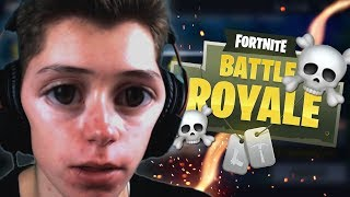 I've broken Fortnite Battle Royale! BIG BUG