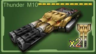 Tanki Online Thunder M10 - Гром