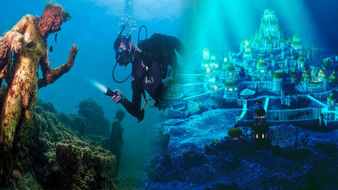 Nadie Esperaba Encontrar Todo Esto Bajo el Mar