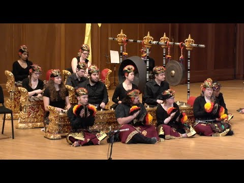 Gamelan Sekar Kemuda & Gamelan Cahaya Asri - May 21, 2017