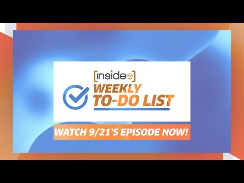 PCH: September 21ST Weekly To Do List With Howie!