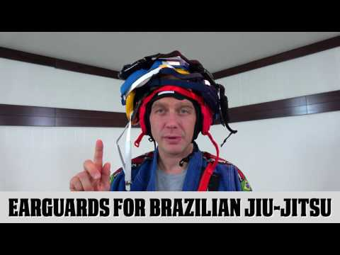 Earguards for BJJ and Cauliflower Ear Prevention