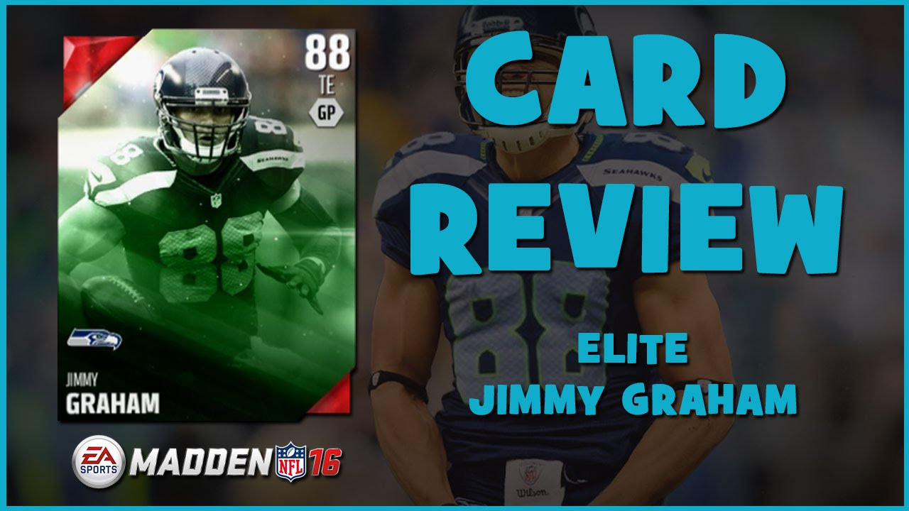 how to add jimmy graham as fb mut