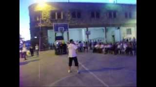 The Concert of Terre Sainte Aleppo 2010/6/27 George ToRo Feat.Thugsovich ( 95 Dari Yeghav )