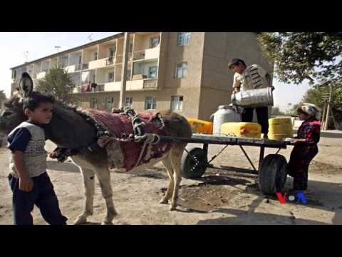 Central Asia: Climate and Environment - INTW @WorldBank (SHORT)
