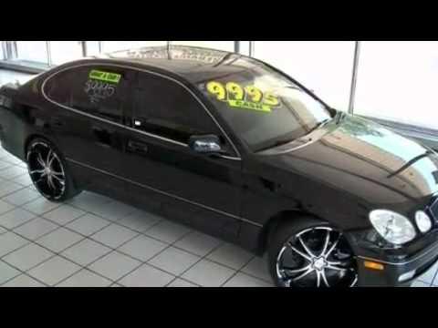 Perfect 1999 Lexus GS 300
