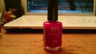 АСМР/ASMR Обзор лаков для ногтей Nail polish review