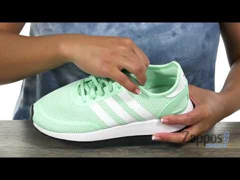 6b63a432f4af adidas Originals Kids N-5923 J (Big Kid) SKU  9069149 - YouTube