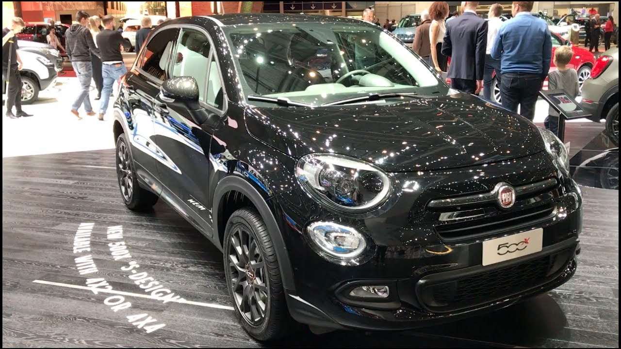 Fiat 500x 2017 in detail review walkaround interior for Fiat 500x exterior