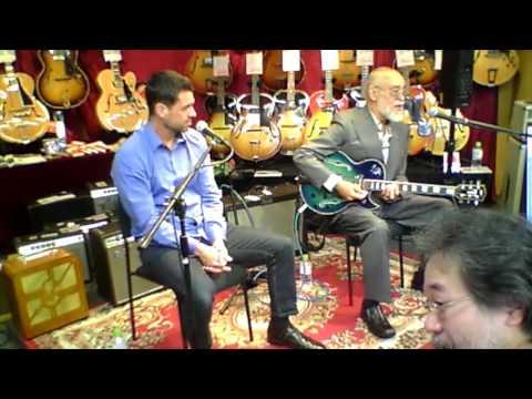Peters Guitars David T. Walker モデル 商品発表&特別予約会 Part.2