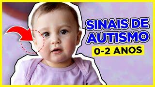 10 PRIMEIROS SINAIS de AUTISMO em BEBÊS até 2 ANOS thumbnail