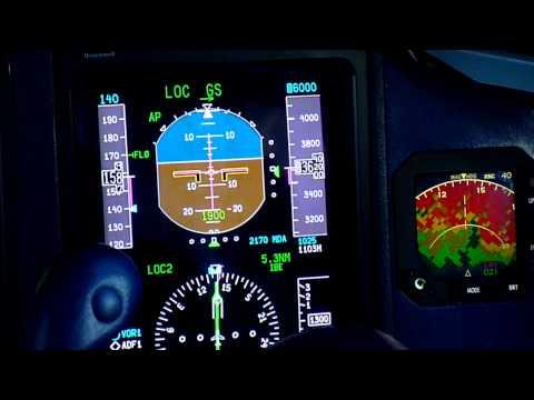 SkyWork Airlines Dornier 328 landing in Bern