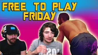 Free to Play Friday - Radiator 2 - Fapping Simulator