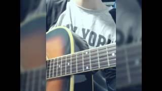 Bình yên nơi đâu guitar vinh dang