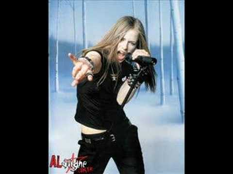 Avril Lavigne-Touch The Sky