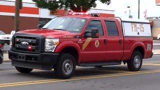 PFD Fire Marshal 15 Responding