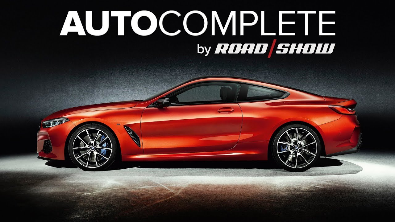 AutoComplete: The 2019 BMW 8 Series is finally here