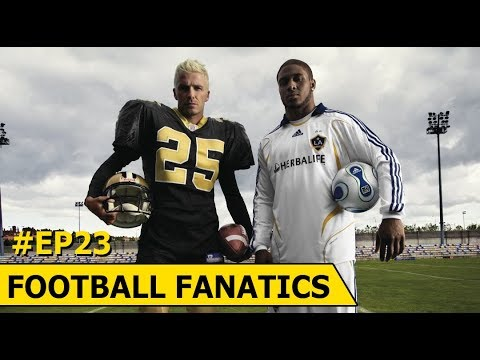 Football, or soccer, is the most popular sport in the United States | Football Fanatics | Episode 23