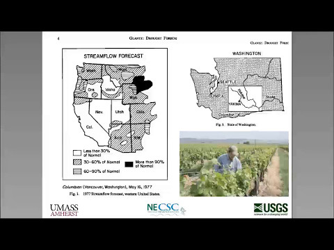 Using Drought Forecasts to Improve Natural Resource Management