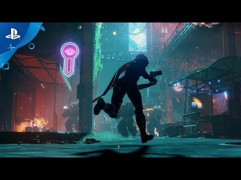 Destiny 2 - Official Gameplay Reveal Trailer | PS4
