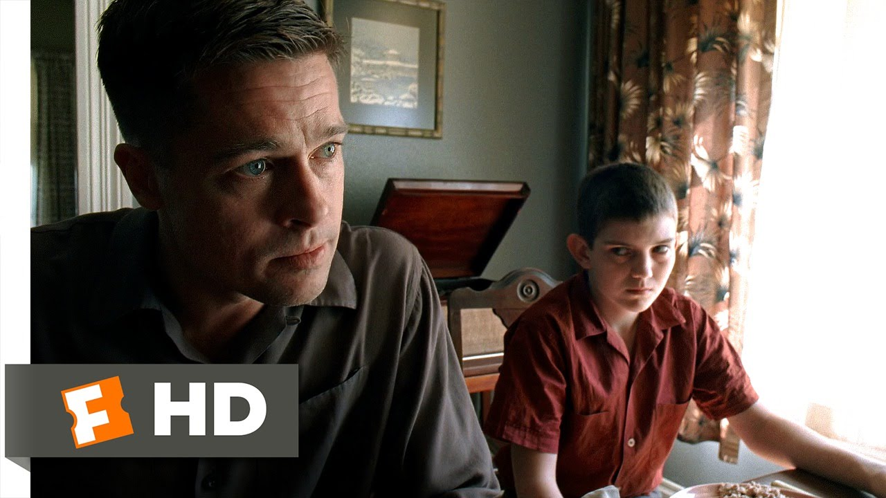 Download The Tree of Life (2/5) Movie CLIP - You've Turned Them Against Me (2011) HD