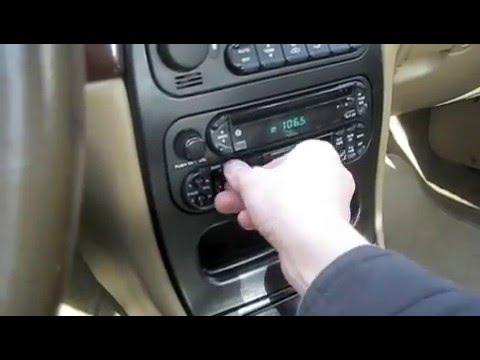2000 Chrysler 300M Start Up, Engine, and Full Tour