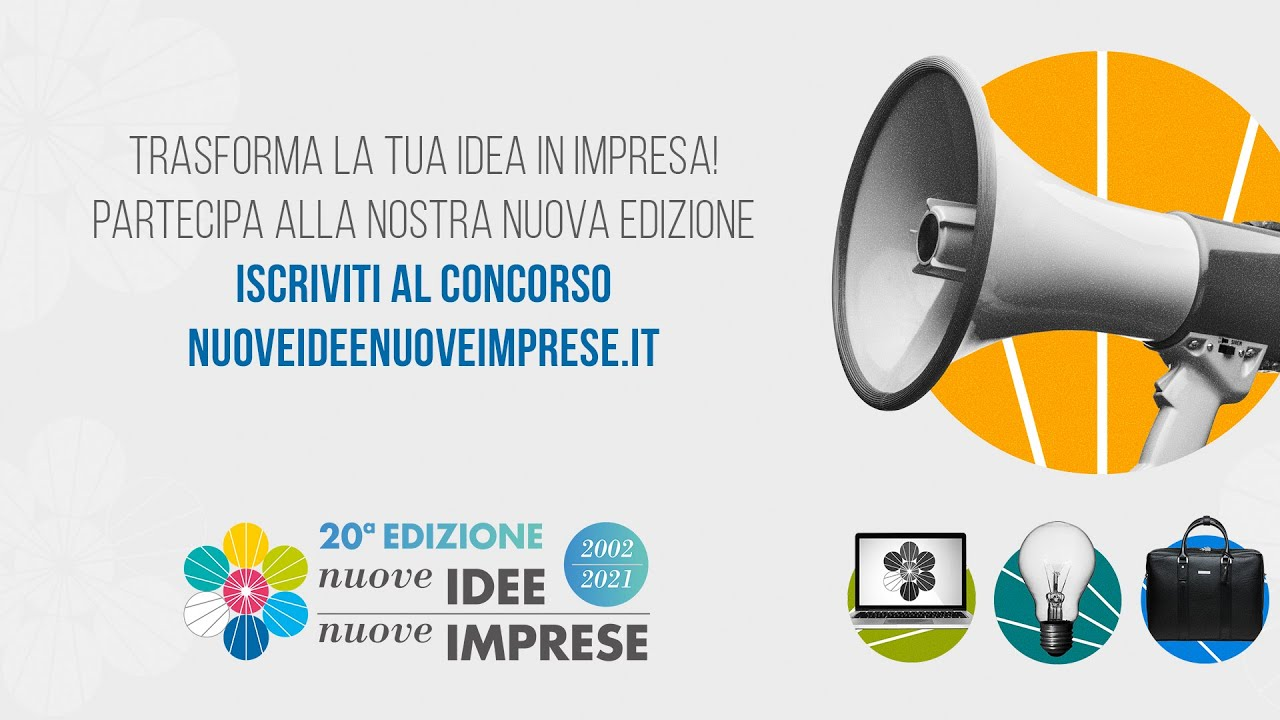 Nuove Idee Nuove imprese – Business Plan Competition