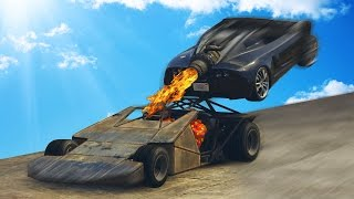 НОВАЯ ТАЧКА ЗА $3,192,000 МАШИНА-РАМПА! Обновление DLC Импорт/Экспорт! (GTA 5 Обзор Обновления)