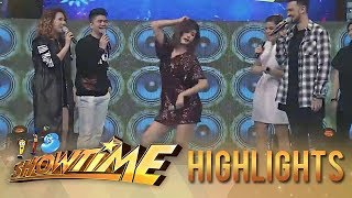 "It's Showtime: Erich takes on the ""Taga Saan Ka?"" challenge"