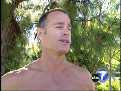 Owen McKibbin - Sexy Abs - ABC 7 News