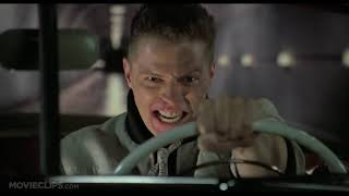 Back to the Future Part 2 12 12 Movie CLIP   Battle for the Book 1989 HD