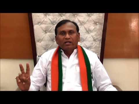 Prakash Khandre [ Ex MLA Bhalki Assembly Constituency Twice ]