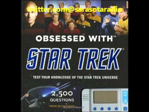 "Interview with Chip Carter author ""Obsessed with Star Trek"".wmv"