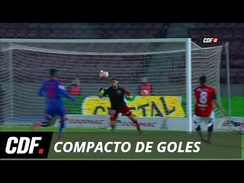 Universidad de Chile 1 - 1 Deportes Antofagasta   2° Fecha   Torneo Apertura 2016   CDF