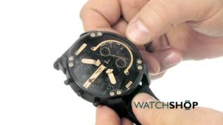 Diesel Men's Daddy 2.0 Chronograph Watch (DZ7350)
