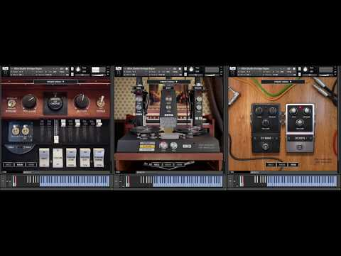 8Dio Studio Hammond Teaser