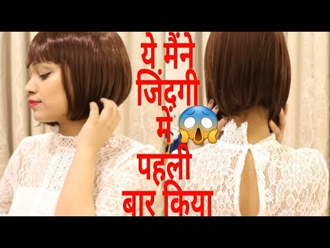omg!😱i-tried-this;-1st-time-in-my-life-artificial-hair-so-weird🤦♀️shein-haul|be-natural