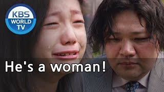 He's a woman! [2019 KBS Drama Special 'Rural Outcasts' /ENG/2019.11.15]