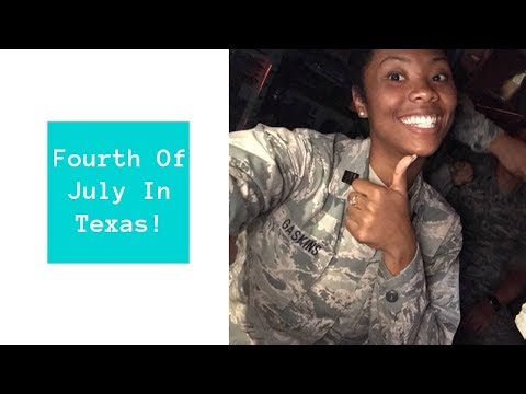 Summer17 Vlog #1: Fourth Of July In Texas !