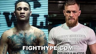 REGIS PROGRAIS THREATENS CONOR MCGREGOR FOR MANAGER CALL-OUT; WILL FIGHT HIM IN RING & OCTAGON