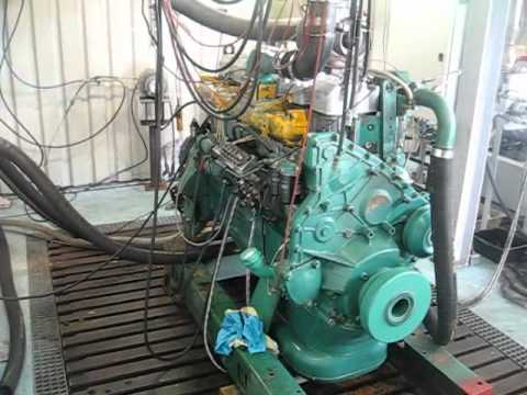 Diesel Spare Parts Dyno Volvo TAD1631